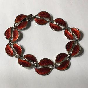 Jewelry - Vintage  Signed David Andersen Norway Bracelet